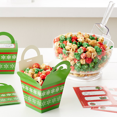Tasty Presentations For Homemade Gifts-image
