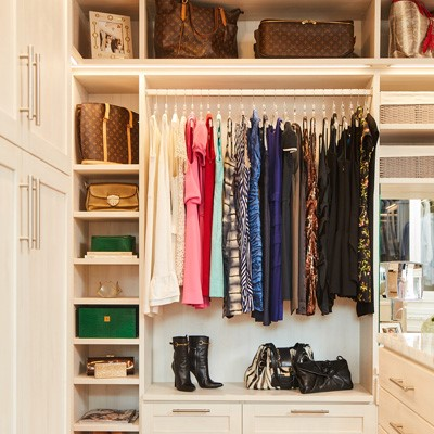 Closet Ideas Organization Tips The Container Store