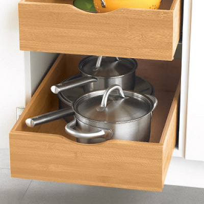 The Container Store > Tip > Top 5 Kitchen Clutter Areas