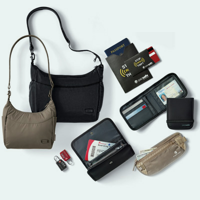 Anti-theft Travel Necessities-image