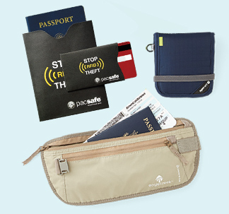 Shop travel security
