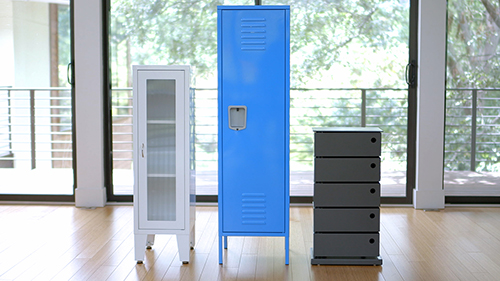 Steel Cabinets, Lockers and Drawers