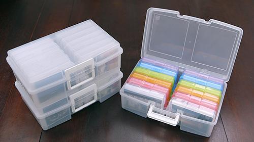 Photo Storage Carrier