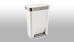 simplehuman 12 gal. Rectangular Can with Liner Pocket Video