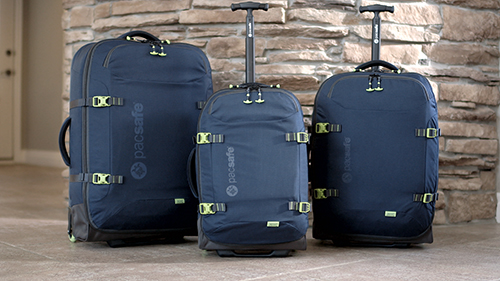 TourSafe™ Luggage Collection