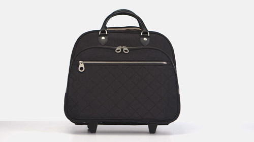 Quilted Rolling Tote by baggallini™