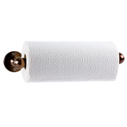Umbra Bronze Tug Wall-Mount Paper Towel Holder
