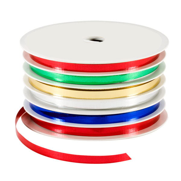 Ribbon Center Channel : Primary mix multi channel curling ribbon the container store