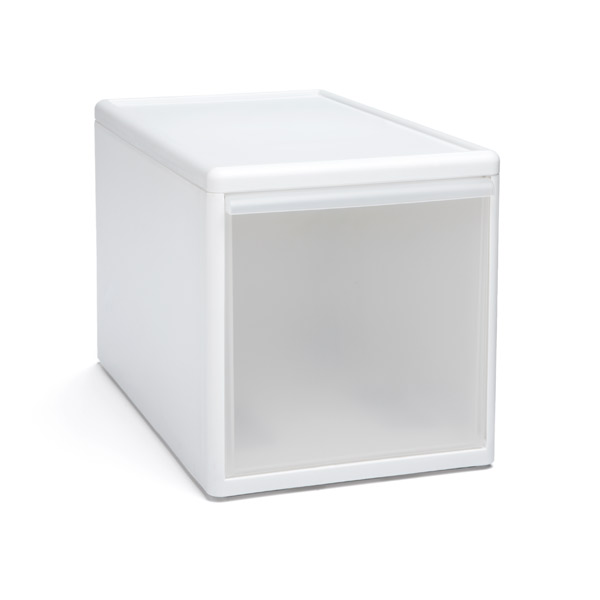 Like-it Modular Tall Medium Drawer White