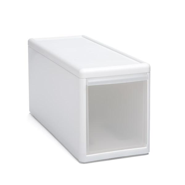 Like-it Modular Short Narrow Drawer White