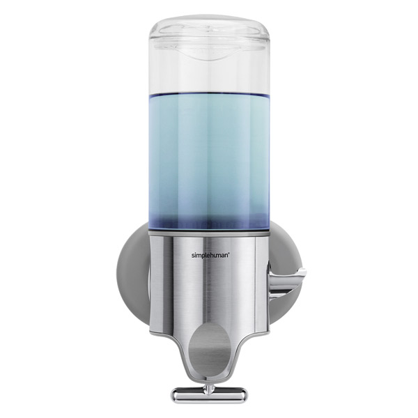 simplehuman Single Shampoo & Soap Dispenser