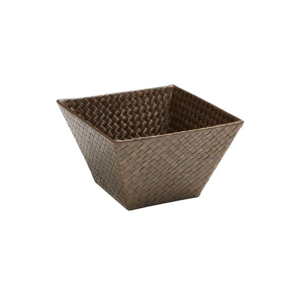 Small Square Pandan Basket Java