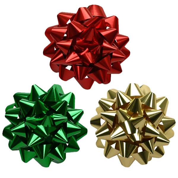 """9"""" Bow in Assorted Colors"""