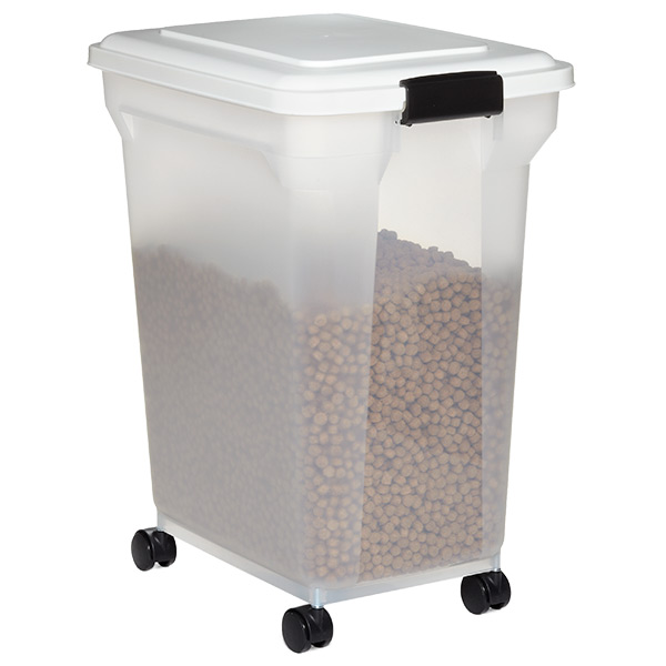 Pet Food Container  sc 1 st  The Container Store & Iris Pet Food Containers | The Container Store