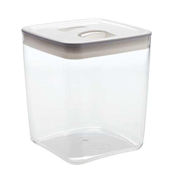 3.5 qt. Click Clack Cube White Lid