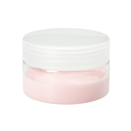 3 oz. Clear Travel Jar with Seal Insert
