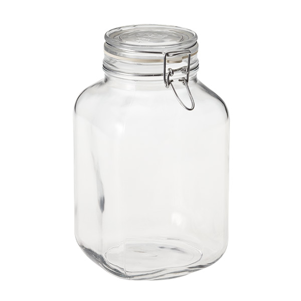 3.2 qt. Hermetic Storage Jar 3 ltr.