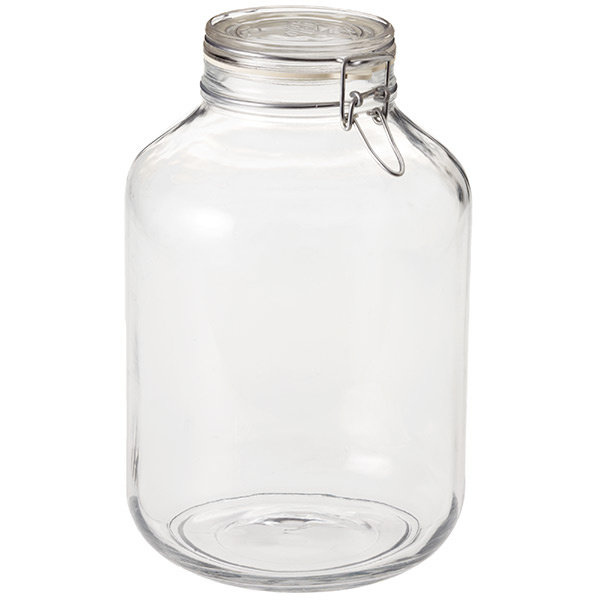 5.3 qt. Hermetic Storage Jar 5 ltr.