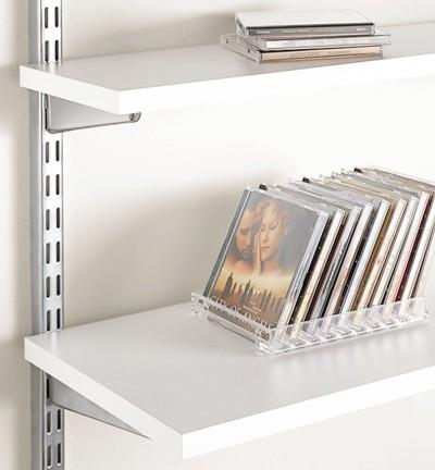 Platinum Elfa Solid Shelf Brackets The Container Store