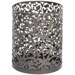 Ivy Steel Trash Can