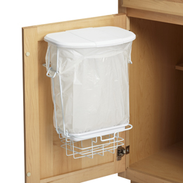 under cabinet trash can with lid | Roselawnlutheran