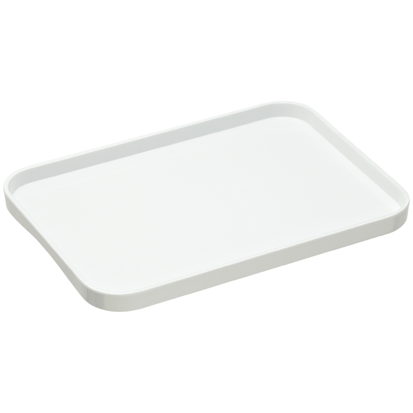 Medium Melamine Tray White