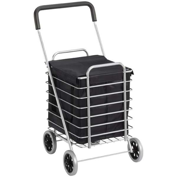 Aluminum Cart Nylon Liner Black