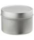 4 oz. Seamless Tin Silver