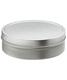 8 oz. Shallow Seamless Tin Silver