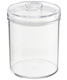 78 oz. Round Acrylic Canister 2.4 qt.