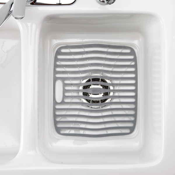 sink mats oxo good grips sink mats the container store. Black Bedroom Furniture Sets. Home Design Ideas