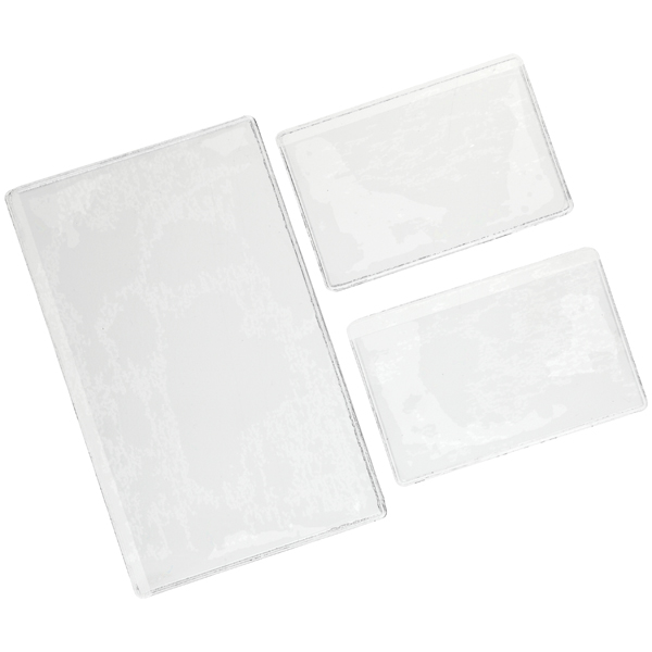 R—H Mini Adhesive Pockets Pkg/12