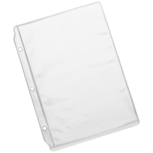 R—H Mini Sheet Protectors Clear Pkg/20
