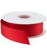Grosgrain Ribbon Red