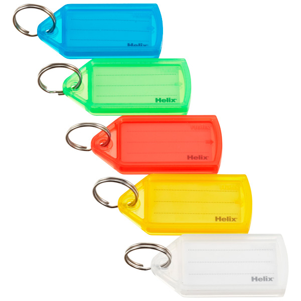 Assorted Key Tags