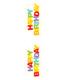 Sticker Sheets Happy Birthday Pkg/2