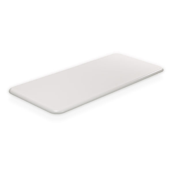 Melamine Desk Top with Rounded Edge