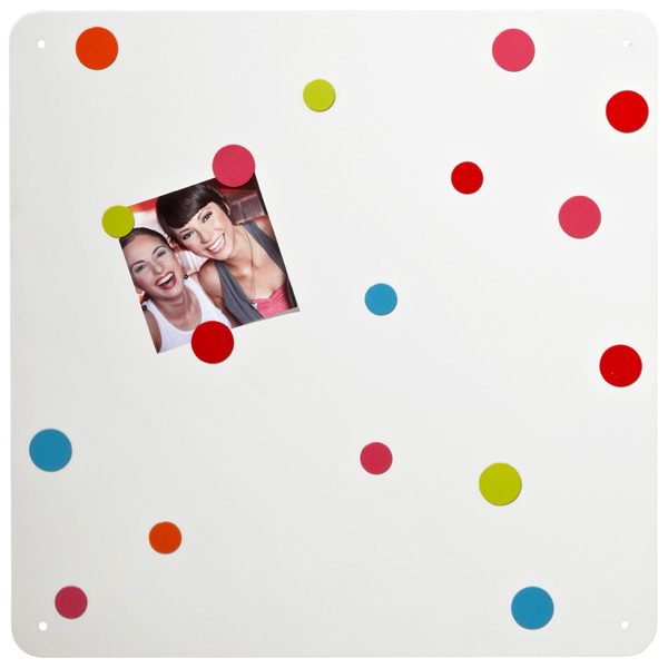 Dot Magnetic Board & Magnets