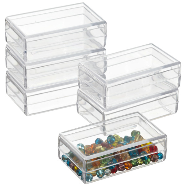 Mini Rectangular Boxes The Container Store