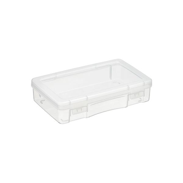 Modular Pencil Case Translucent
