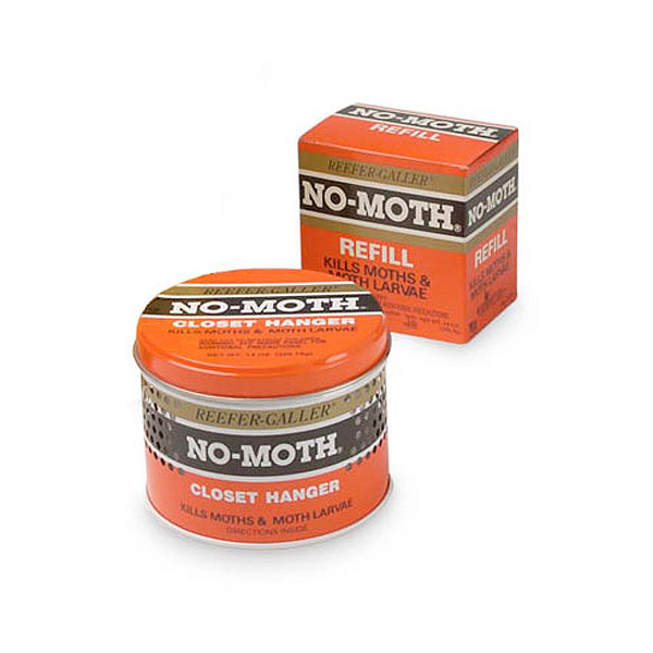 No-Moth Closet Hanger & Refill