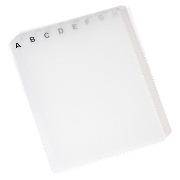 DiscSox CD Pro Dividers Set of 24
