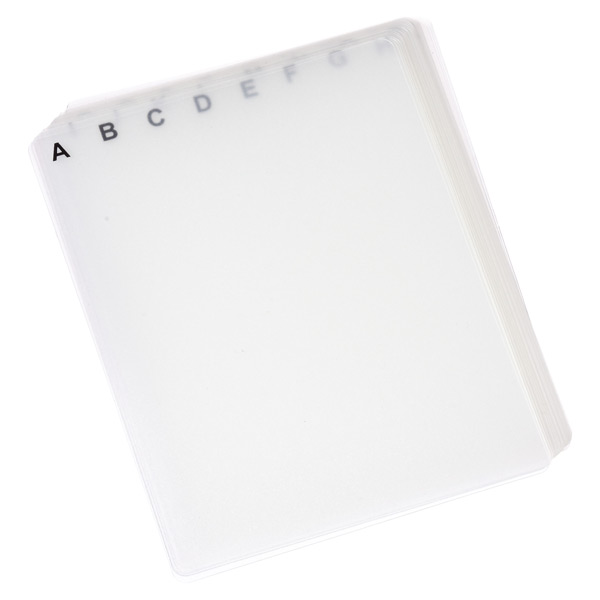 DiscSox CD Pro Dividers Set of 24