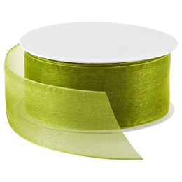 Lemongrass Sheer Ribbon