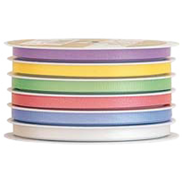 Pastels Multi-Channel Curling Ribbon