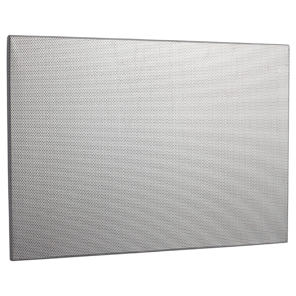 Umbra Large Magnetic Bulletin Bulletboard Stainless Steel
