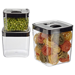 Click Clack Cubes with Stainless Lids