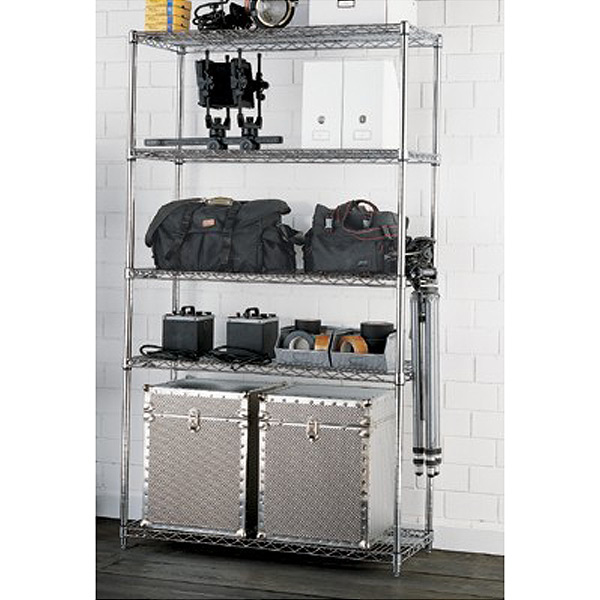Metro Commercial Studio Shelves