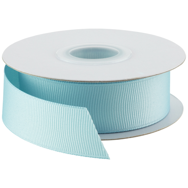 Light Blue Grosgrain Ribbon