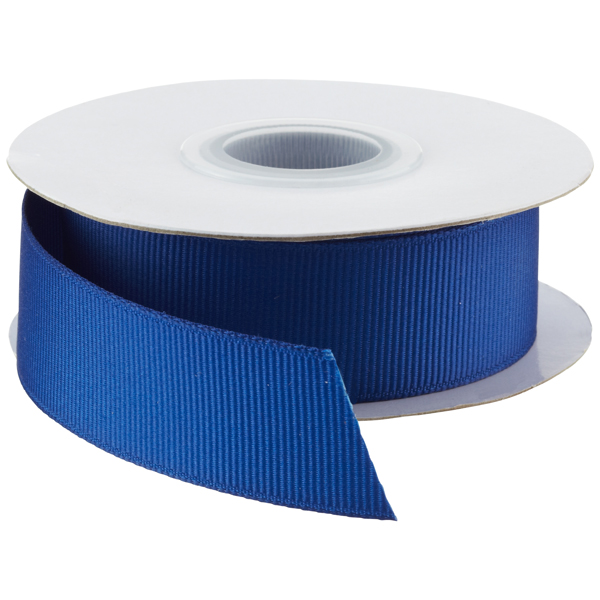 Century Blue Grosgrain Ribbon